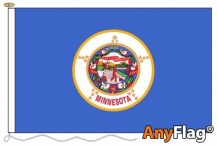 MINNESOTA ANYFLAG RANGE - VARIOUS SIZES
